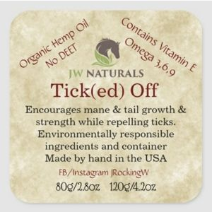 Coming soon! Tick(Ed) Off/just waiting for labels